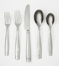 RW by Robert Welch Whichford Mirror 45-pc. Flatware Set