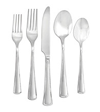 Farberware® Clove Sand 20-pc. Flatware Set