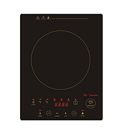 Sunpentown® 1300-Watt Induction Cooktop - Black