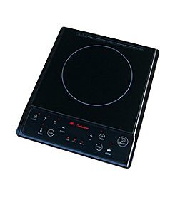 Sunpentown® 1200-Watt Black Countertop Induction Cooktop