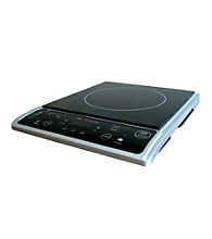 Sunpentown® 1300-Watt Countertop Induction Cooktop - Silver