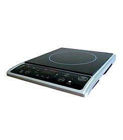 Sunpentown® 1300-Watt Countertop Induction Cooktop - Silver
