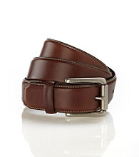 Fossil® Men's Brown Leather Belt