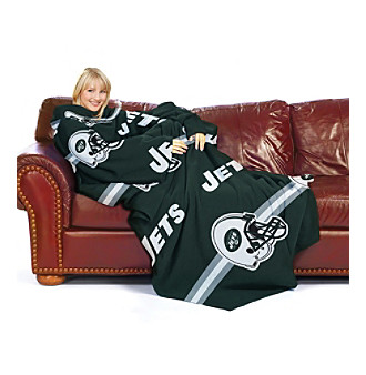 New York Jets Stripe Huddler