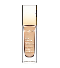 Clarins® SKIN ILLUSION Natural Radiance Light Reflecting Foundation SPF 10