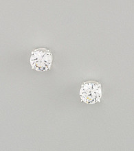 Lauren Ralph Lauren Large Cubic Zirconia Stud Earrings