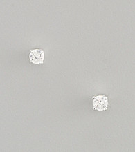 Lauren Ralph Lauren Small Cubic Zirconia Stud Earrings