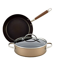 Anolon® Advanced Bronze 3-pc. Cookware Set