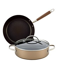 Anolon® Advanced 3-pc. Bronze Cookware Set + Get This FREE see offer details