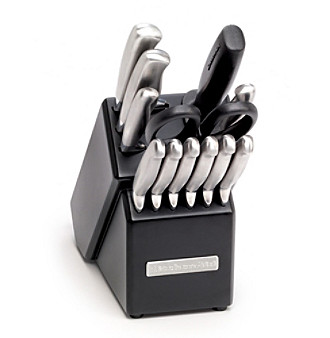 Upc 045908027070 Product Image For Kitchenaid 13 Pc Stainless Steel Cutlery Set Upcitemdb