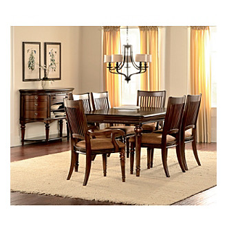 Universal Brentwood Court Dining Room Collection Dining