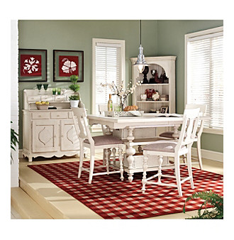 Universal Furniture® Gathering Linen Finish Dining Room Collection