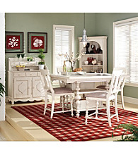 Paula Deen® Gathering Linen Finish Dining Room Collection