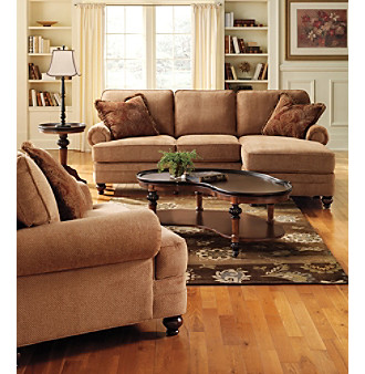 Swell Hm Richards Madison Tan Sofa Chaise Collection Living Room Gmtry Best Dining Table And Chair Ideas Images Gmtryco