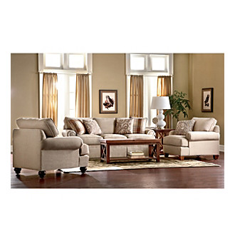Better Homes and Gardens® Living Room Collection - Tan Chenille