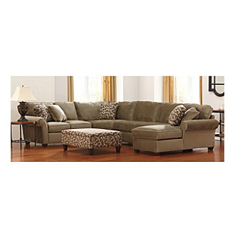 Bauhaus Porto Granite Multi Piece Chenille Sectional