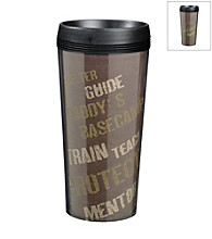 Lillian Rose® Outdoor Daddy Travel Mug