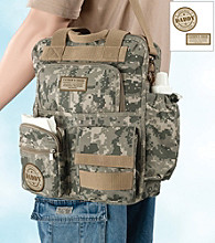 Lillian Rose® Military Daddy Diaper Bag
