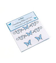 Lillian Rose® Something Blue Temporary Tattoos