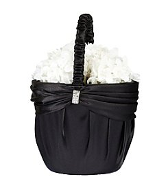 Lillian Rose® Rhinestone Flower Girl Basket