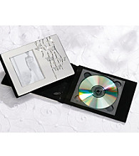 Lillian Rose® Silver Butterfly CD Holder