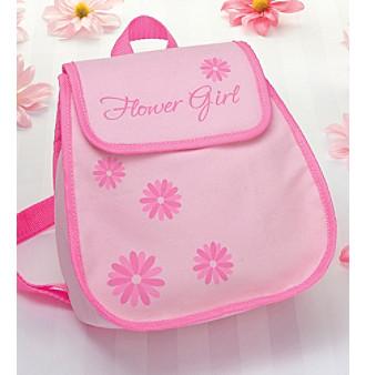 Lillian Rose® Flower Girl Backpack