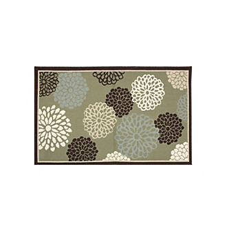 Bacova® Cotton Elegance Blossom Accent Rug