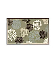 Bacova® Cotton Elegance Blossom Accent Rug