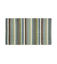 Bacova® Brendon Woven Accent Rug - Blue