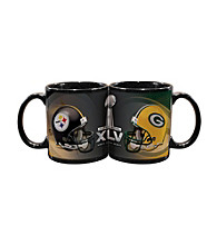 Memory Company 2011 Big Game Dueling Teams Black Mug