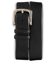 Harbor Bay® Men's Big & Tall Jeans Leather Belt