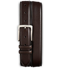 Harbor Bay® Men's Big & Tall Leather Belt