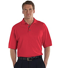 Cutter & Buck® Men's Big & Tall Tour Logo Polo