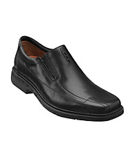 Unstructured by Clarks® Men's Big & Tall Un.sheridan Loafers - Black