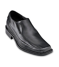 Rockport® Men's Big & Tall Frasha Bicycle-Toe Loafers - Black