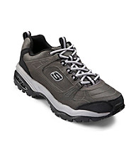 Skechers® Men's Big & Tall Energy 3 Punisher Sneakers - Charcoal