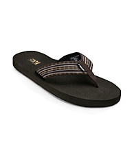 Teva® Mush® Men's Big & Tall Thong Sandals