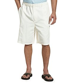 Island Passport® Men's Big & Tall Ottoman Ribbed Cargo Shorts