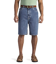 Canyon Ridge® Men's Big & Tall Loose-Fit Jean Shorts
