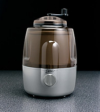 Deni Automatic Ice Cream Maker with Candy Crusher - Platinum