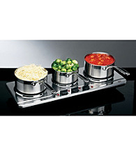 Deni Triple Plate Tabletop Burner