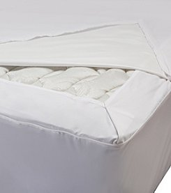 SecureSleep™ 4-in-1 Anti-Bed Bug Mattress Protector