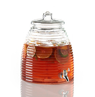LivingQuarters Beehive Beverage Dispenser