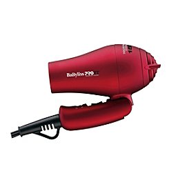 BaByliss® PRO Tourmaline Titanium Travel Dryer - Red