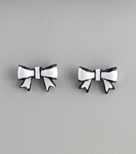 Betsey Johnson® Bow Earrings