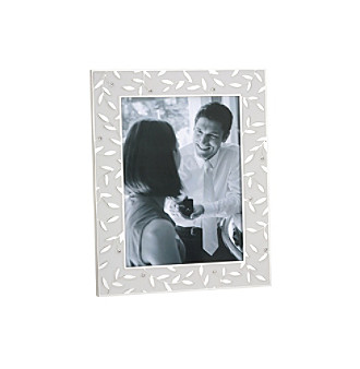 "Reed & Barton® Seasons of Love 5x7"" Picture Frame"