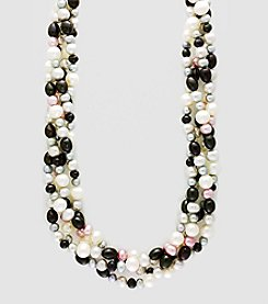 Effy® Multicolor Freshwater Pearl Strand Necklace