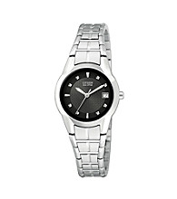 Citizen® Ladies' Stainless Steel Watch