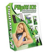 PC Treasures FlipIt!® Essential Accessory Kit for iPad®