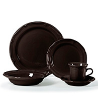 Mikasa® French Countryside Chocolate 5-pc. Place Setting